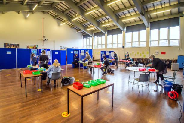 GBR: School Readies For Return of Pupils As U.K. Prepares To Ease Lockdown