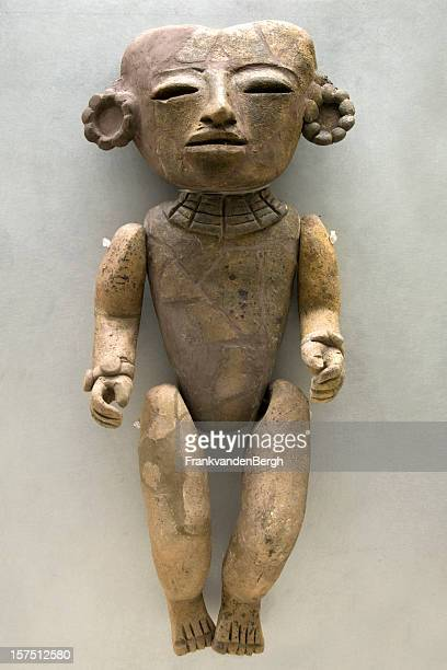 puppet - latin american civilizations stock photos and pictures
