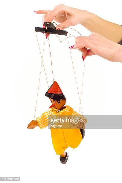 Puppentheater-Figur