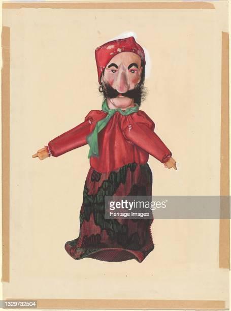 Pirate, circa 1936. Artist Beverly Chichester.