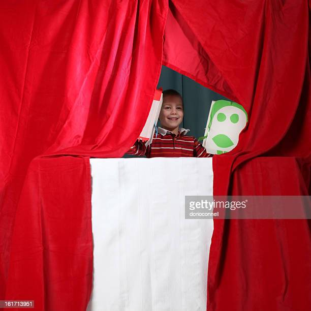 puppet show - puppet show stock photos and pictures