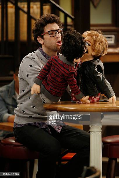 UNDATEABLE A Puppet Walks Into a Bar Episode 306A Pictured Rick Glassman as Burski