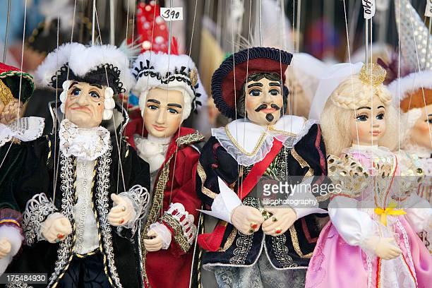 Puppen für den Verkauf in der Tschechischen Republik