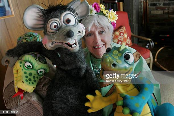 Puppets including Sweetie Pie Brad Spit and Babycom play a big part in Mary Lou Anderson's life I can't go into a preschool without her she says of...