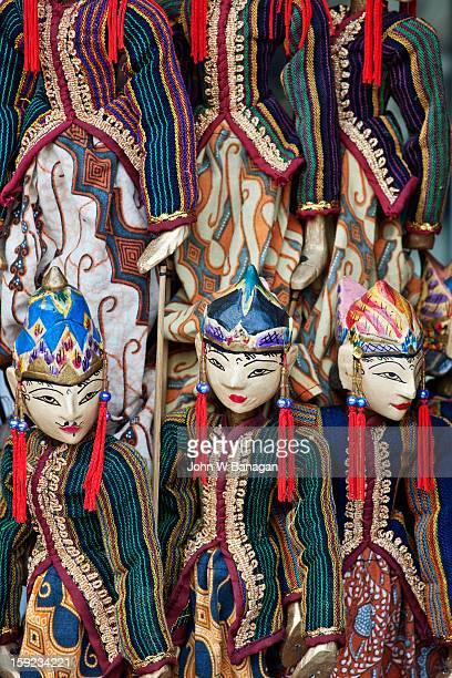 Puppets, Ubud, Bali