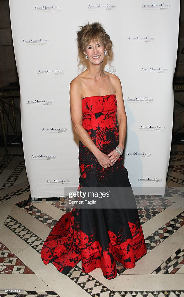 'Puppies Behind Bars' founder Gloria Gilbert Stoga attends The Animal Medical Center's TOP DOG Gala at Cipriani 42nd Street on December 3, 2012 in New York City.