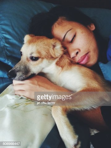 Puppy and naps