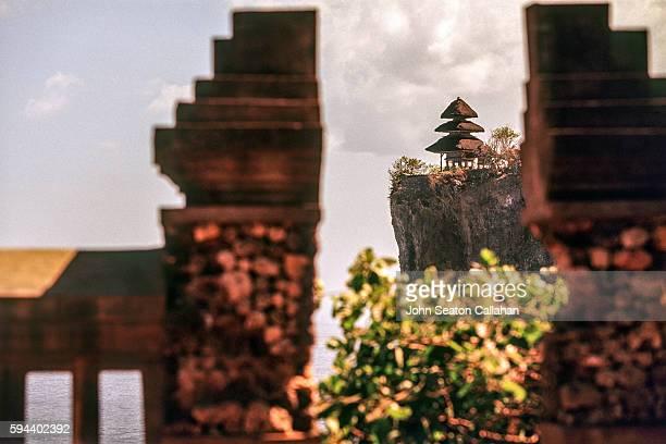 Pura Luhur Uluwatu temple