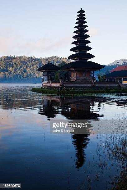 Pura Ulun Danu Bratan or Pura Bratan is a major water temple in Bali Indonesia The temple complex is located on the shores of Lake Bratan in the...