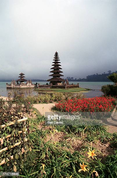 BRATAN BEDUGAL BALI INDONESIA Pura Ulun Danu is situated in one of the most scenic locations in the whole of Bali on the banks of Lake Bratan a short...