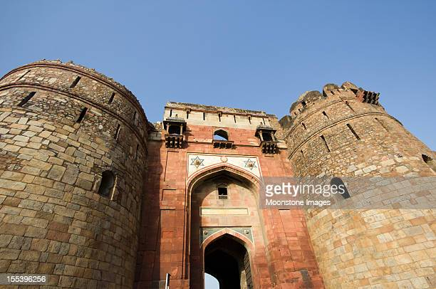 Purana Qila in Delhi, India