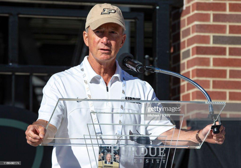 Vanderbilt v Purdue : ニュース写真