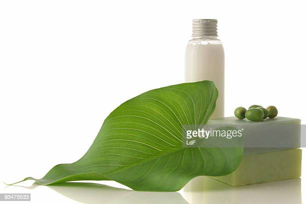 Pure Badezimmer leaf