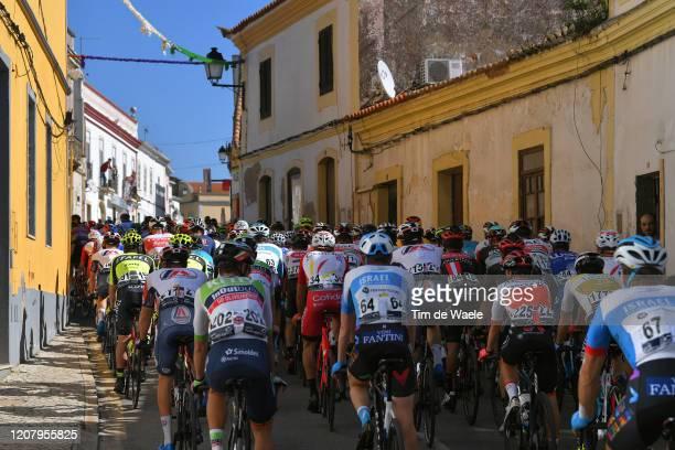 Purgatório Village / Peloton / Fans / Public / during the 46th Volta ao Algarve 2020, Stage 4 a 169,7km stage from Albufeira to Alto do Malhão 518m -...