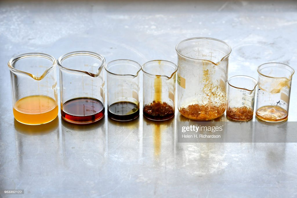 Ebbu, an Evergreen-based company, develops cannabinoid formulations tailored for specific effects and specific consumer products goods. : News Photo