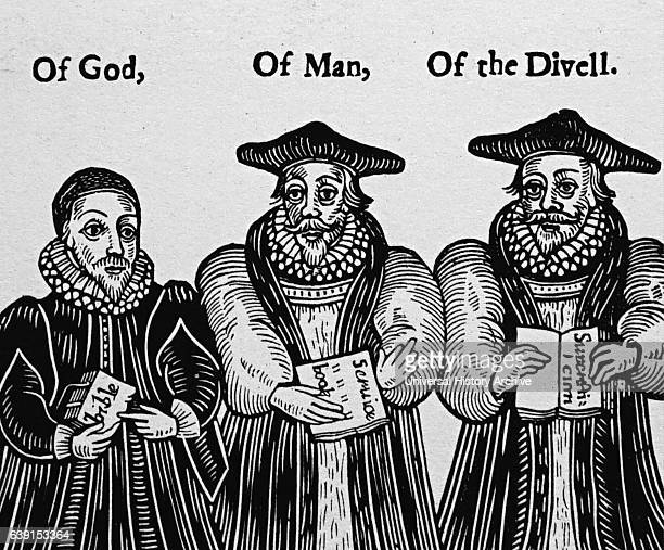 Puritan satire on William Laud Archbishop of Canterbury and academic He was arrested during the rule of Charles I