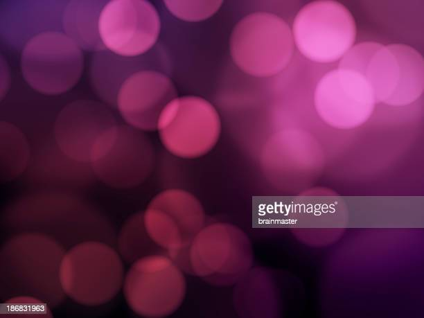 Purple Background Lights