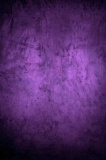 Purple Colored Defocused Pattern