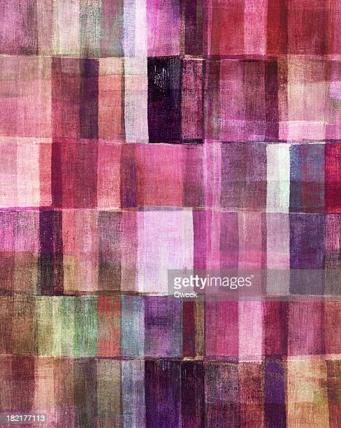 Purple Distressed Background