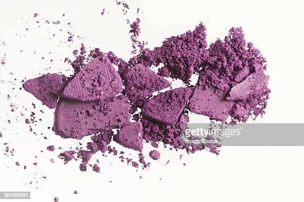 purple eyeshadow - purple eyeshadow stock photos and pictures