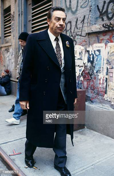 LAW ORDER 'Purple Heart' Episode 21 Air Date Pictured Jerry Orbach as Detective Lennie Briscoe