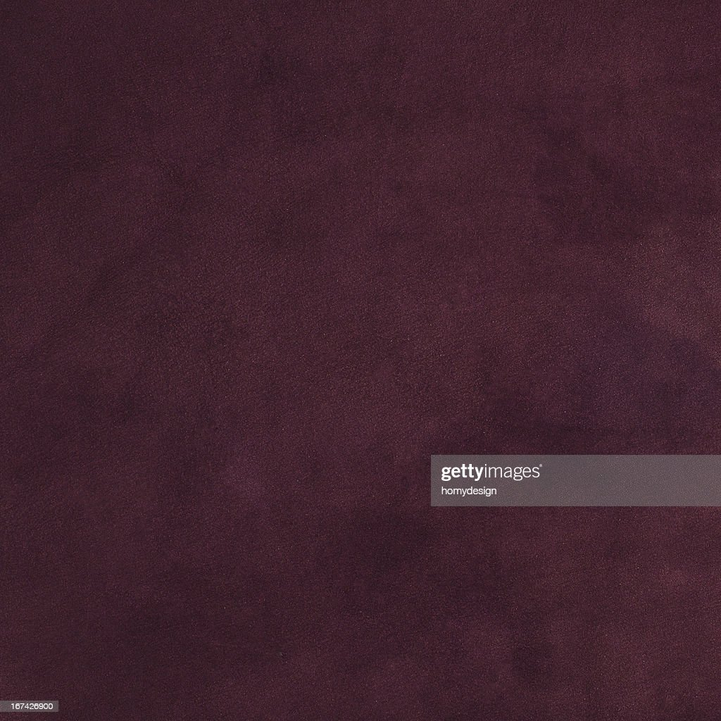 Púrpura de cuero : Foto de stock