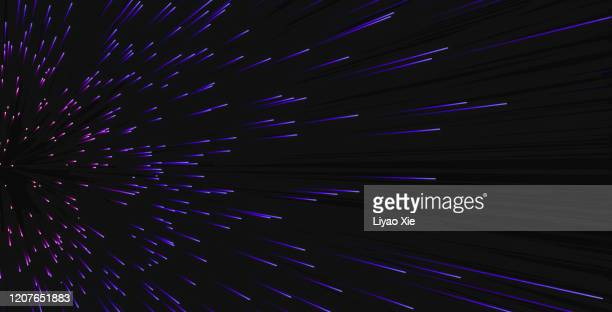 purple particle patterns - liyao xie stock pictures, royalty-free photos & images