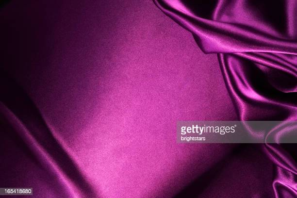 purple satin - purple background stock photos and pictures