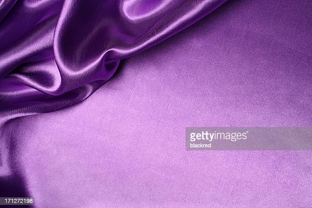 Purple Silk Background