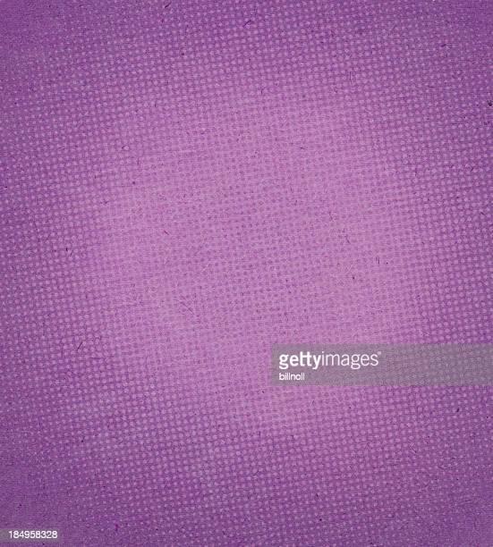 purple strukturierten Papier mit Halbton