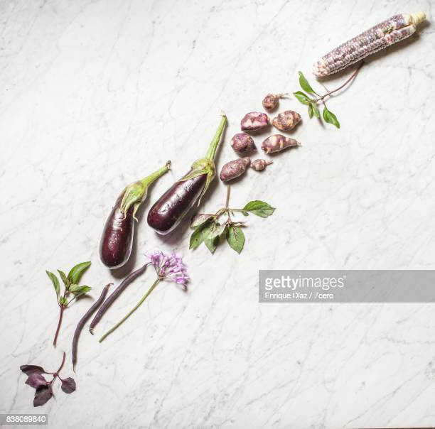 Purple Vegetable Collection