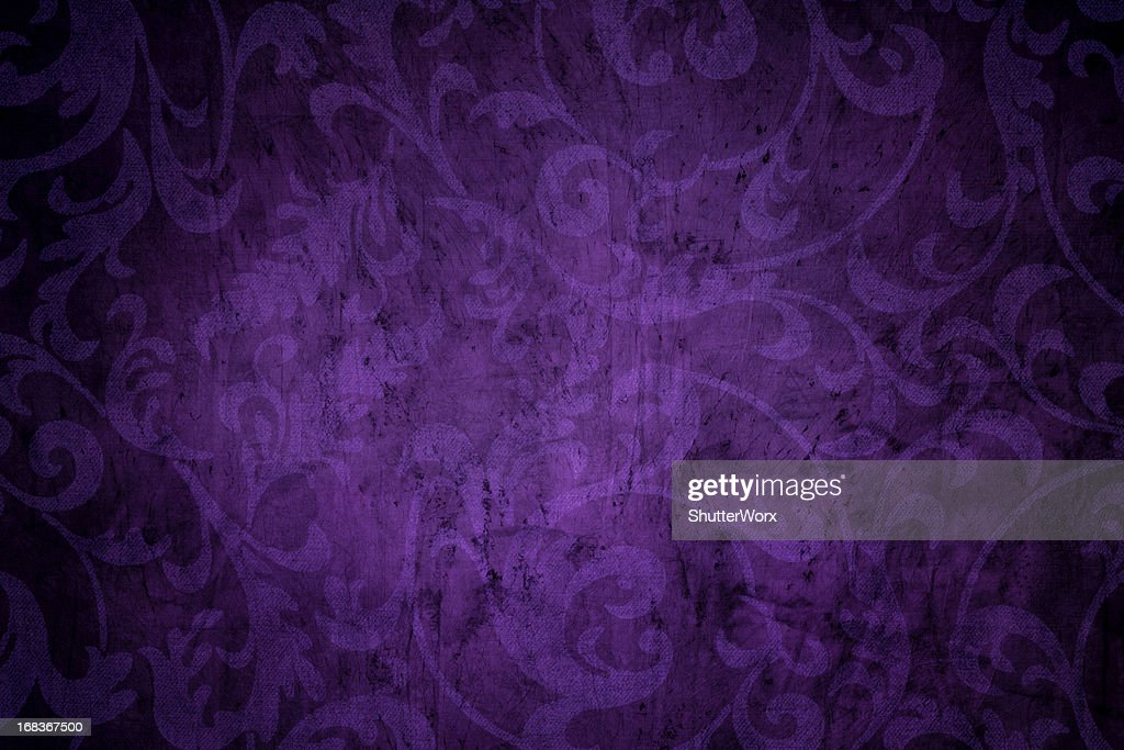 Purple background stock photos and pictures getty images purple victorian background voltagebd Image collections