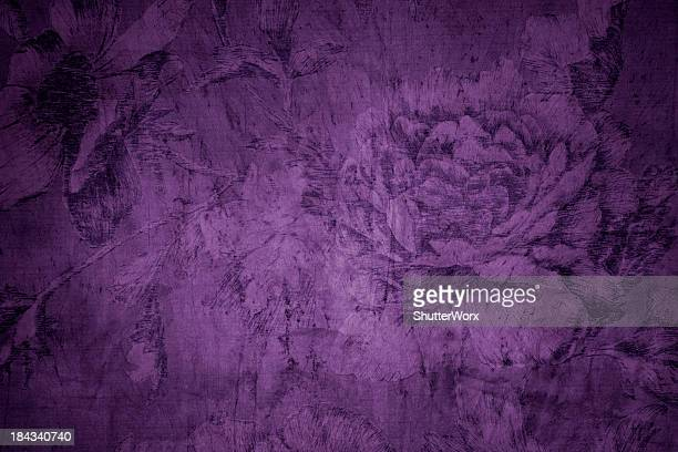 purple victorian background - purple background stock photos and pictures