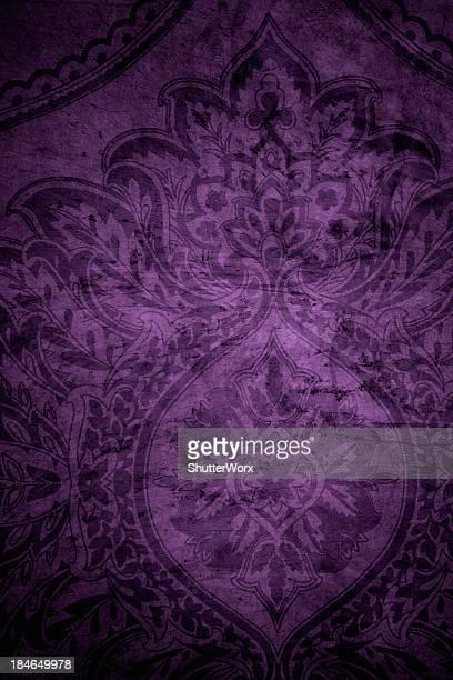 Purple Victorian Background