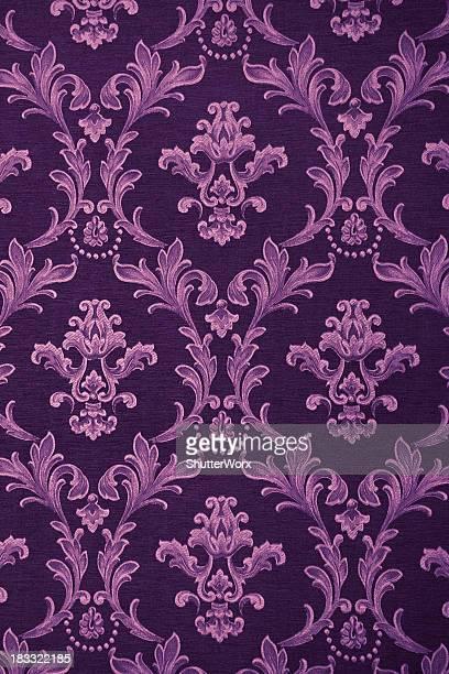 Purple Vintage Background