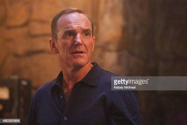 S AGENTS OF SHIELD 'Purpose in the Machine' Fitz and the team enlist the aid of an Asgardian to unlock the secrets of the ancient monolith that...