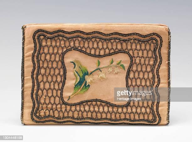 Purse, British, 1815. Artist Unknown.