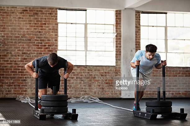 push it some more - physical education stock photos and pictures