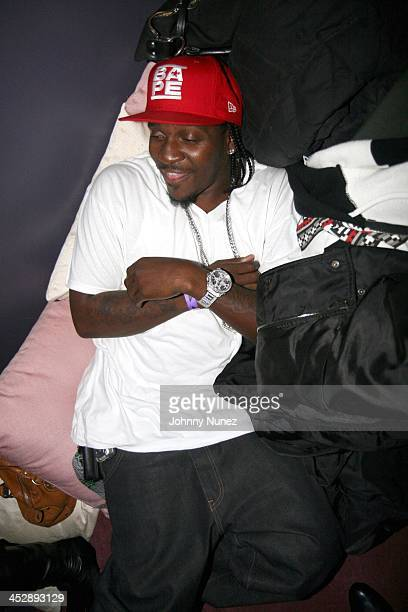 Pusha T during Clipse Hell Hath No Fury Album Release Party at Bed in New York City, New York, United States.