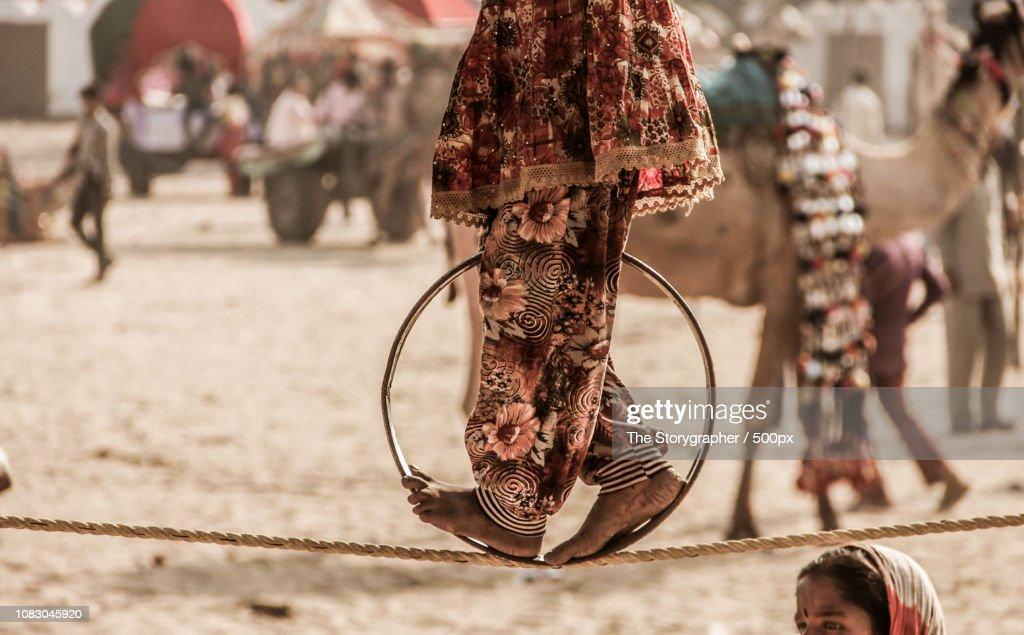 Pushkar, India : Stock Photo