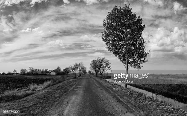 puszta road