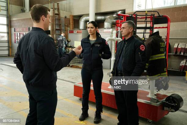 FIRE 'Put White On Me' Episode 617 Pictured Jesse Spencer as Matthew Casey Miranda Rae Mayo as Stella Kidd David Eigenberg as Christopher Herrmann