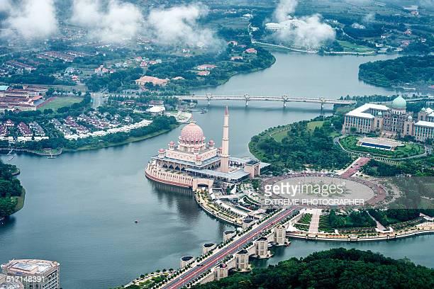 Putrajaya in Malaysia