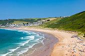 Putsborough Sands Devon England UK Europe