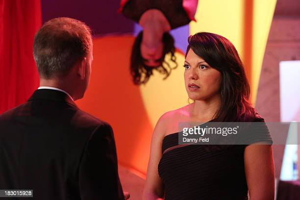 """Puttin' on the Ritz"""" - The doctors of Grey Sloan Memorial throw a fundraising gala which turns wildly competitive after Jackson makes a rash promise...."""