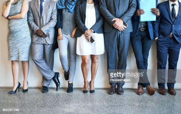 putting their best foot forward - recruitment stock pictures, royalty-free photos & images