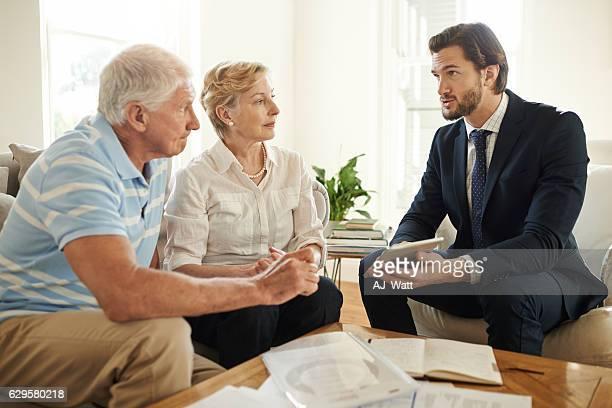 Putting their retirement plan into plain English