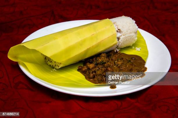 Puttu with side dishes 2