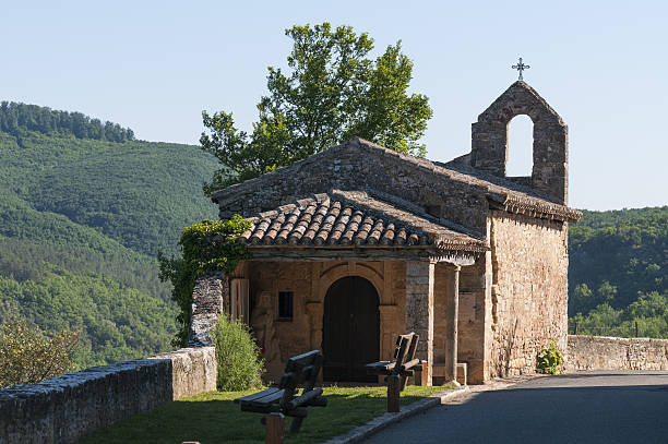 Puycelsi, Chapelle Saint Roch chapel