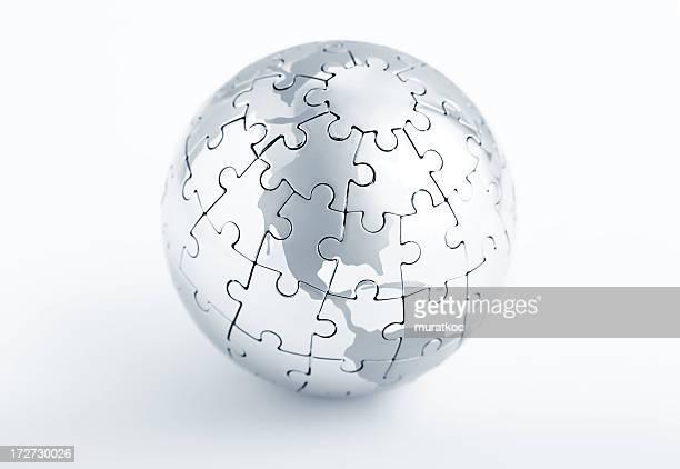 パズル世界